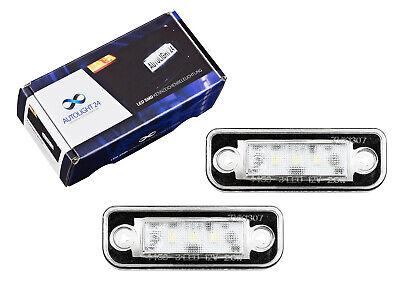 Premium LED Kennzeichenbeleuchtung Mercedes W211 S211 R171 CLS C219 S203 KB26