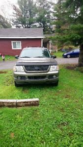 Ford explorer 2002 4X4