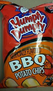 HUMPTY DUMPTY BBQ POTATO CHIPS 11 OZ BAG