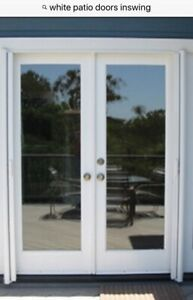 New Loewen 5' French Terrace Door (similar to picture)