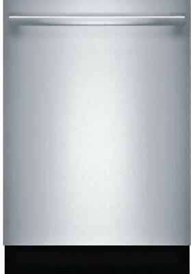 "NIB Bosch 800 Series 24"" 42 dBA InfoLight Fully Integrated Dishwasher SHXM78W55N"