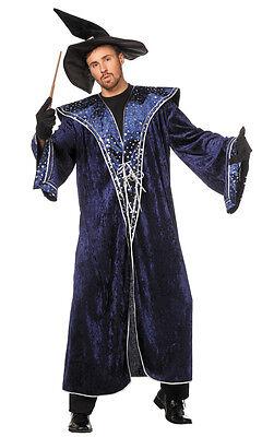 Zauberer Viktor Herrenkostüm NEU - Herren Karneval Fasching Verkleidung - Herren Zauberer Kostüm