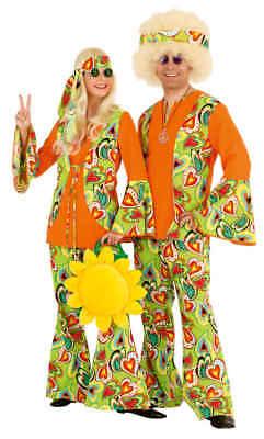 ostüm als Blumenkind zu Karneval Fasching  (Herren-kostüm Blume)