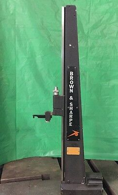 Brown And Sharpe Height Check Height Transfer Gage 24