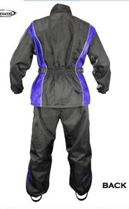 Brand new Xlement  rain suit