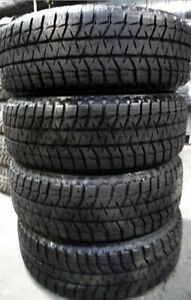 Winter tires: bridgestone blizzak 215/60/R16