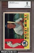 1960 Mickey Mantle