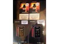 BRAND NEW Smok™ G-PRIV 220W Black Red Kit *FREE Batteries & GIFT* *Touchscreen* E Cig Vape