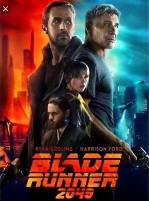 New  Blade Runner 2049  Dvd 2017  Action  S Fiction Now Shipping