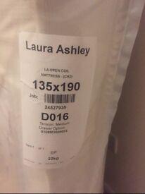 Laura Ashley double mattress - New