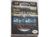 77mm Kenko slim smart filter MC UV370