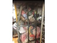 Second Hand / Used Clothes Adults & Kids Wholesale. Uk Mix Sold By Kilo. Delivery Available