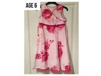 Age 6 dress
