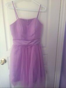 Light Purple Dress evening/party/Grade 8 prom