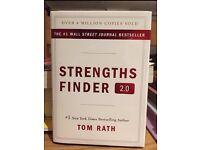 Self help book - Strength Finder 2.0 Tim Rath