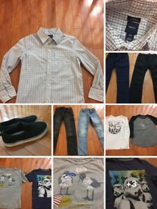 Boys Size 6/7 Clothes, Jeans, Coat