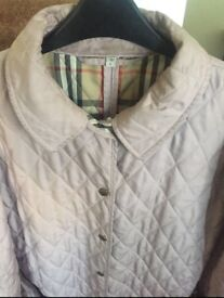 Burberry jacket (mink)