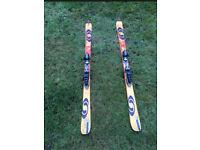 Salomon Skis🎿 177cm for the Scottish ski season
