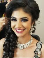 Bridal Makeup Hair & All Beauty Services