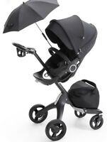 Stokke Xplory V4 True Black Limited Edition - REDUCED PRICE