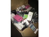 200 mobile phone accessories (bundle) HUGE resale value