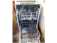 Flavel intergrated slimline dishwasher