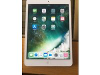 Apple iPad mini silver 16gb