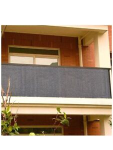 ISO deck privacy screen