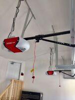 Garage door and openers installation and repairs