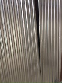 32 Galvanised corrugated sheets (tin roof)