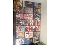 DVDs 5 for £3 or ALL for £20