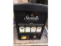 Stowells wine cooler / Home bar