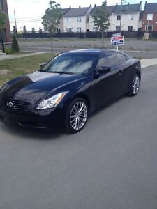 Infiniti G37X 2009 TECH PACKAGE mag 19 pouces