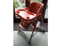 Baby highchairs