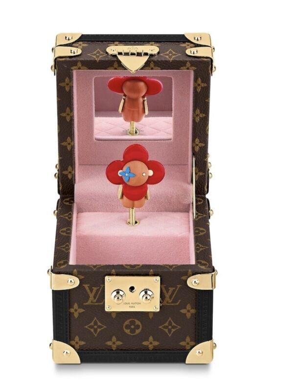 Louis Vuitton Vivienne Music Box
