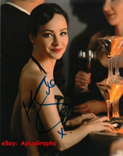 KSENIA SOLO.. Simply Stunning (Lost Girl) SIGNED