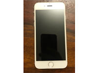 Apple iPhone 6 - 128GB - Silver (Unlocked) Smartphone (NOT 16gb 36gb 64gb)
