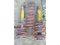 Car Lowing springs