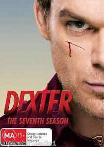DEXTER-TV-Series-SEASON-7-NEW-R4-DVD