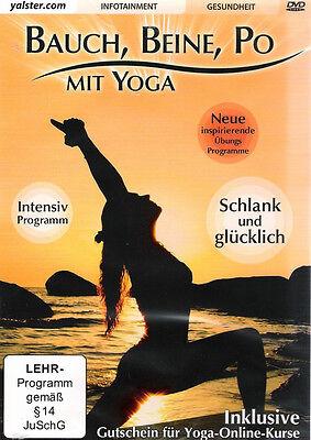 Bauch, Beine, Po mit Yoga                                            | DVD | 047