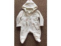Mamas & papas coat/snowsuit Newborn