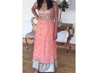 Womens Indian frock dress