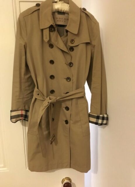 sale retailer 31879 03a08 Burberry Trench Coat UK16 | in Leith, Edinburgh | Gumtree