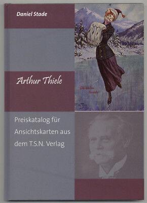 Preiskatalog ARTHUR THIELE Ansichtskarten