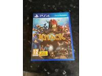 Ps4 knack 4 swaps