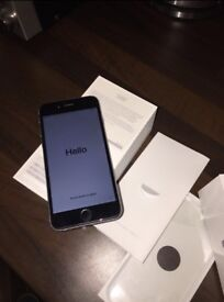Apple iPhone 6 64GB UNLOCKED and boxed