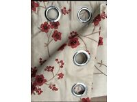 1 to 3 pairs of beautiful curtains, great condition, lined