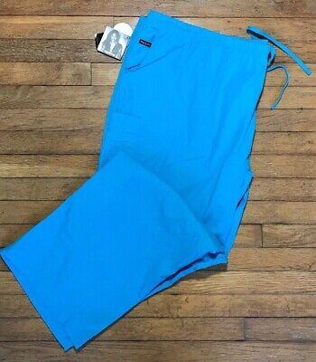 NWT Scrubs Baby Phat Uniform Scrub Pants Bottoms 4XL River Blue - Baby Phat Scrubs Uniformen