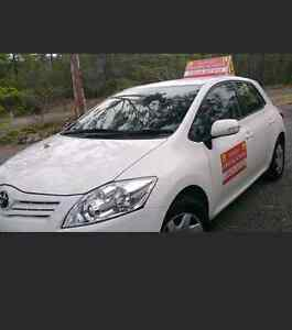 Lady experienced driving instructor Arundel Gold Coast City Preview