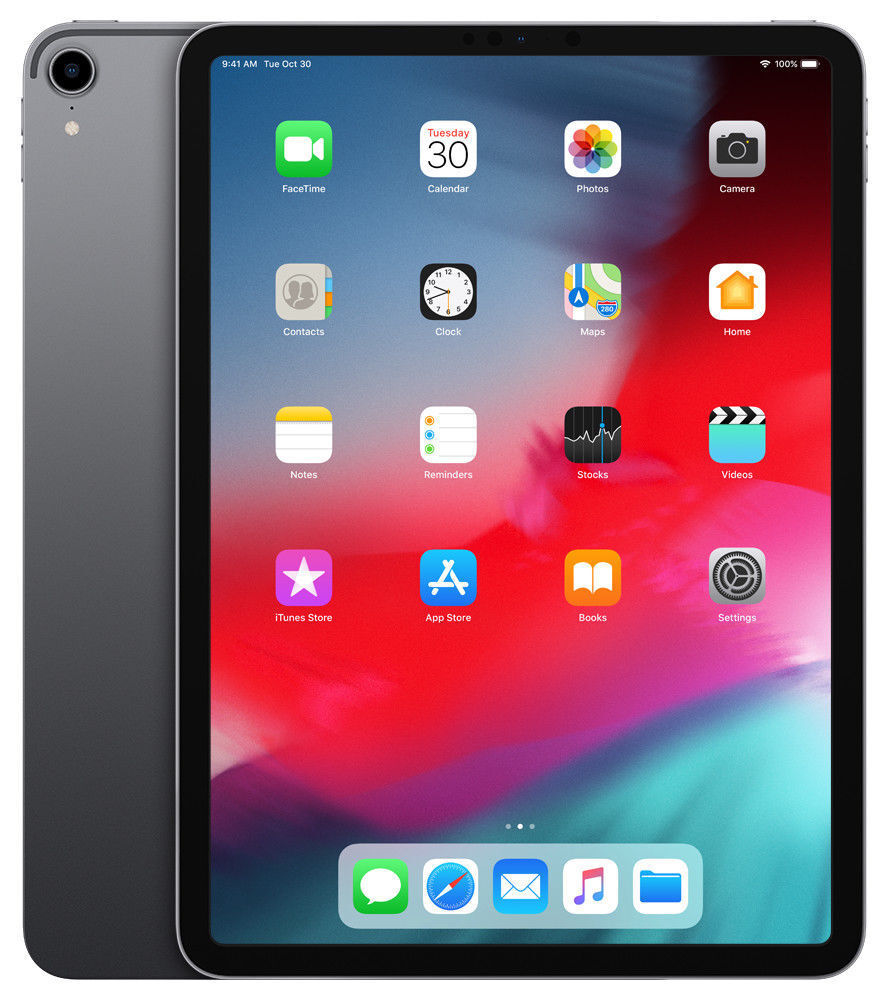 "Nuevo Apple iPad Pro 2018 11"" 256GB Wifi - Space Grey Gris espacial"